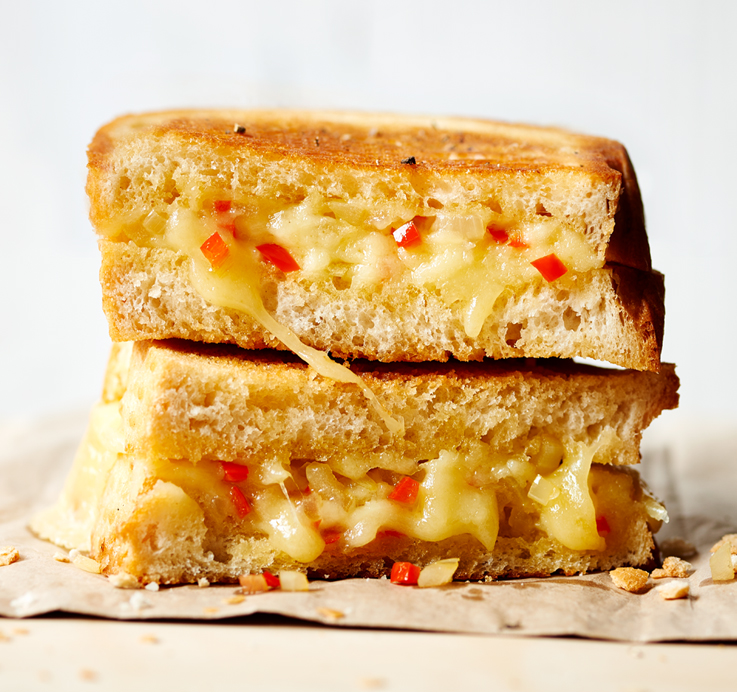 Chilli Cheese Toastie